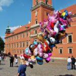 Castillo Real en la Ruta Real de Varsovia