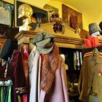 Tienda de antiguedades en la Ciudad Vieja de Varsovia