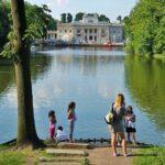 Parque Lazienki de Varsovia