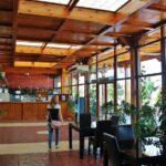 Recepción en hotel la Estacada en Tarancón en Cuenca