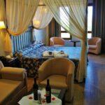 Suite junior en el hotel La Estacada en Tarancón en Cuenca