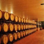 Bodega de vinos de crianza en Finca La Estacada en Tarancón