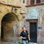 Casa de Benoit en la ciudad medieval de Rodez al sur de Francia