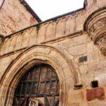 Casa Canónica en el centro medieval de Rodez al sur de Francia