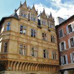 Casa de Armagnac centro de Rodez al sur de Francia