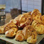 Típico croissant de Poznan en Polonia
