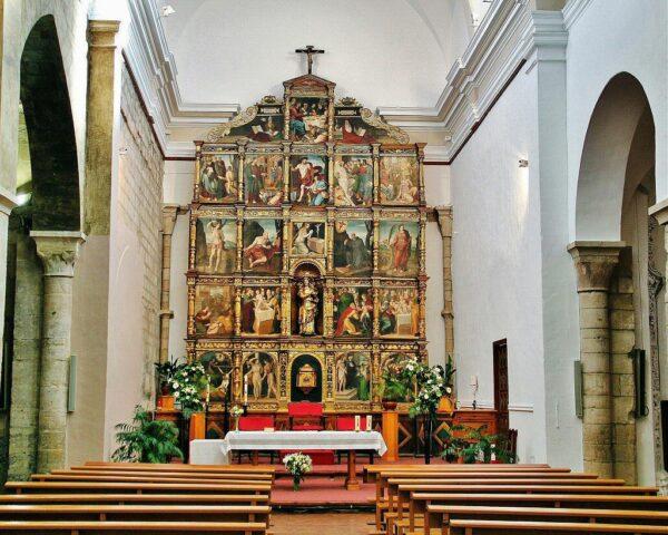 Iglesia de la Magdalena en Tarazona