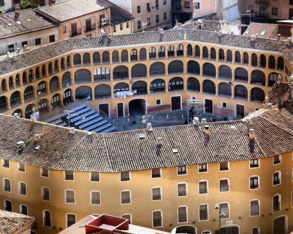 Plaza de Toros Vieja de Tarazona