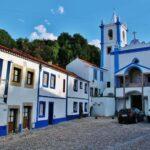 Rincón de Brotas en la región de Alentejo en Portugal