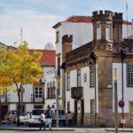 Palacete en el centro de Castelo de Vide en Alentejo en Portugal