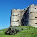 Castillo de Evoramonte en Alentejo Portugal