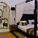 Hotel Marmoris de Vila Vicosa en la región de Alentejo en Portugal