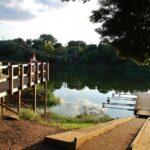 Parque ecológico do Gameiro en Alentejo en Portugal