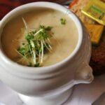 Chowder, sopa de pescado típica en Irlanda