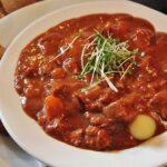 Stew, estofado de carne típico en Irlanda