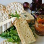 Selección de quesos irlandeses