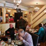 Restaurante Mitchells en Clifden en Irlanda