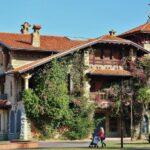 Mansión en Berango en la comarca de Uribe cerca de Bilbao