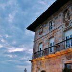 Palacio de Urgoiti en la comarca de Uribe cerca de Bilbao