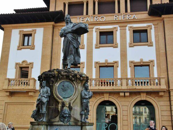 Teatro Riera en Villaviciosa en Asturias