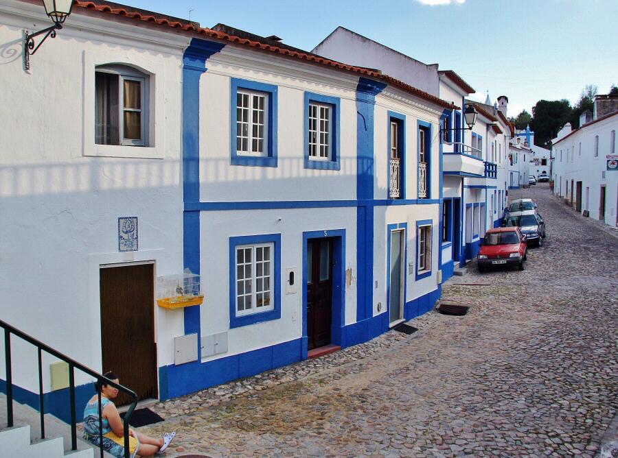 brotas en el alentejo de portugal