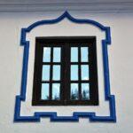 Arquitectura rural en Brotas en el Alentejo de Portugal