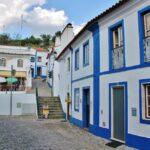Rincón de Brotas en el Alentejo de Portugal