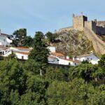 Castillo de Marvao en la región del Alentejo en Portugal