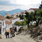 Rincón de Marvao en la región del Alentejo en Portugal