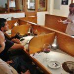 Cata de vinos en Bodega Finca La Estacada de Tarancón