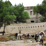 Muralla de la antigua kasba de la Medina de Tetuán