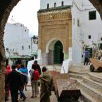Zaouia, escuela islámica en la Medina de Tetuán