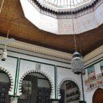 Decoración interior de edificio de la Medina de Tetuán