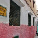 Barrio judío en la Medina de Tetuán
