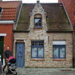 Rincón de Brujas en Flandes Bélgica