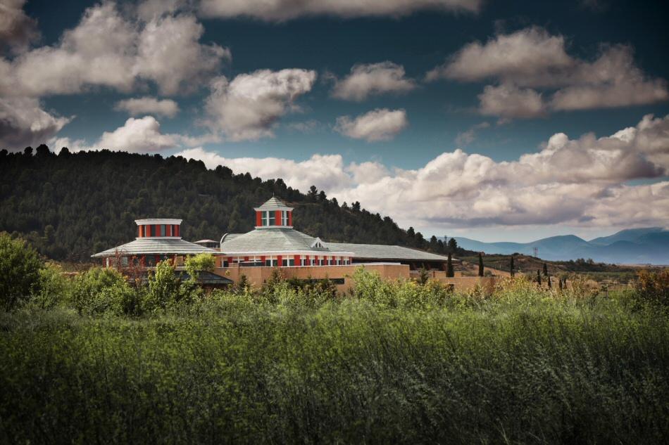 Bodega Vivanco en Briones en La Rioja Alta