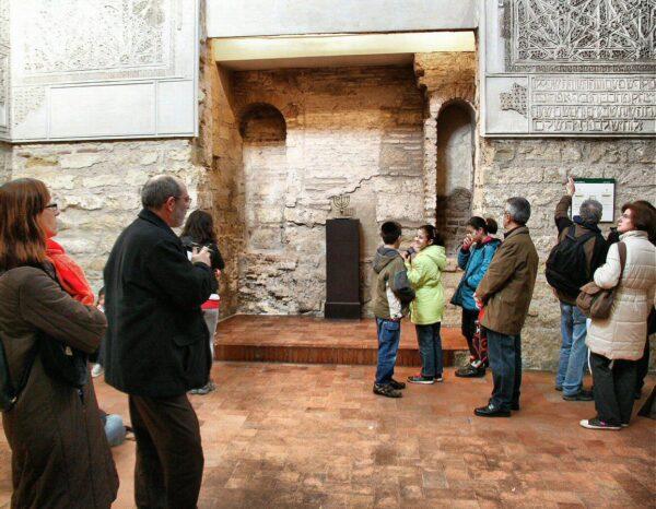 Sinagoga en la Judería de Córdoba