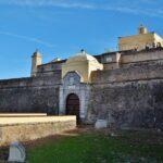 Fuerte de Santa Lucia desde Elvas en Alentejo Portugal