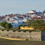 Fortaleza de Elvas en Alentejo Portugal