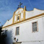 Rincón del centro histórico de Elvas en Alentejo Portugal