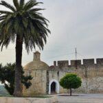 Castillo de Elvas en Alentejo Portugal