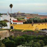Fortificación de Elvas en Alentejo Portugal