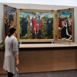 Primitivos flamencos en museo Groeninge en Brujas