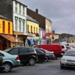 Rincón de Clifden en la ruta de la costa atlántica de Irlanda