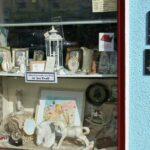 Tienda de artesanía en Clifden en la ruta de la costa atlántica de Irlanda
