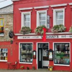 Bead and Breakfast en Clifden al oeste de Irlanda