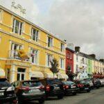 Hotel en Clifden al oeste de Irlanda