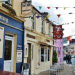 Restaurantes en Clifden al oeste de Irlanda