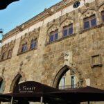 Antigua Lonja del Mar en el centro histórico de Perpiñán