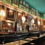 Histórico restaurante Casa Sansa en Perpiñán